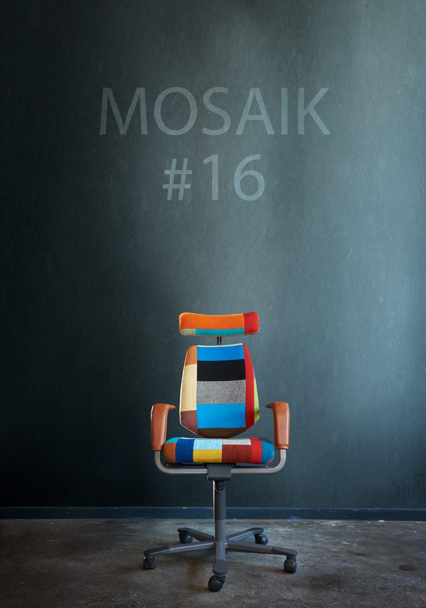 Mosaik-16-Plakat